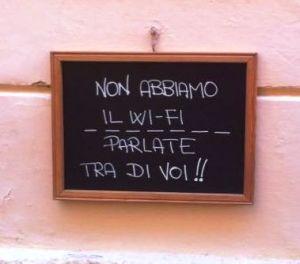 Un giorno, in un bar di Lecce